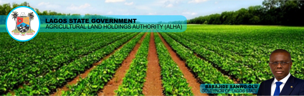 Agricultural Land Holdings Authority ,ALHA